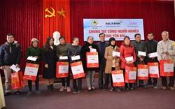 VNREA và Bắc Á Bank trao quà vì người nghèo tỉnh Yên Bái