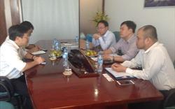 Tổng thư kí Hiệp hội đến thăm và làm việc với Asia Invest Group