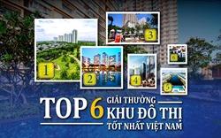 Top 6 khu đô thị tốt nhất Việt Nam
