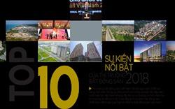 Top 10 sự kiện nổi bật của thị trường bất động sản Việt Nam 2018