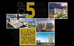 Top 5 sàn giao dịch bất động sản tốt nhất năm 2018