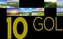 Top 10 sân golf đẳng cấp nhất năm 2018