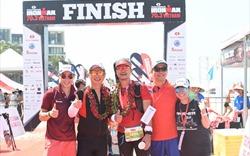 Ấn tượng cuộc tranh tài tại Techcombank Ironman 70.3 vô địch Châu Á Thái Bình Dương