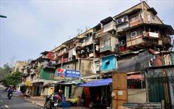 Bộ Xây dựng trả lời về lộ trình cụ thể cải tạo chung cư cũ