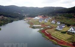"""Đà Lạt: """"Ma trận"""" trình tự ban hành văn bản quản lý đất ở hồ Tuyền Lâm"""