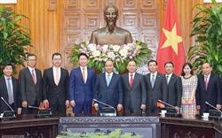 """Thủ tướng hoan nghênh Tập đoàn SK tham gia """"Make in Việt Nam"""""""