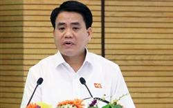 """Ông Nguyễn Đức Chung: """"Để đảm bảo kỷ cương thì cả tòa nhà Lê Trực cũng phải đập"""""""