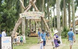 Khai trương sân chơi phiêu lưu đầu tiên ở Việt Nam tại Khu đô thị Ecopark