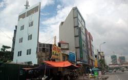 Hà Nội: Chủ tịch quận phải chịu trách nhiệm khi để tồn tại nhà siêu mỏng, siêu méo