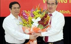 Ông Nguyễn Thiện Nhân giữ chức Bí thư Thành ủy TP Hồ Chí Minh