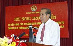 Phó Thủ tướng Trương Hoà Bình: Quy hoạch phải hết sức công khai