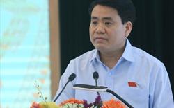 Ông Nguyễn Đức Chung: Có thể cắt thêm tầng nhà 8B Lê Trực