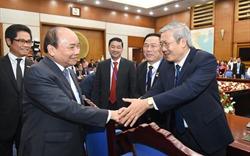 Thủ tướng gặp mặt lãnh đạo các hiệp hội doanh nghiệp trên toàn quốc