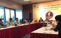 Hội đồng Giám khảo Giải thưởng Quốc gia Bất động sản Việt Nam họp phiên toàn thể lần 2