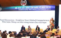 Hội nghị Bất động sản Quốc tế - IREC 2018: Thảo luận Quy hoạch đô thị - Con đường của tương lai