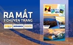 Reatimes ra mắt 3 chuyên trang: Đô thị mới, Bất động sản du lịch, Địa ốc Phương Nam