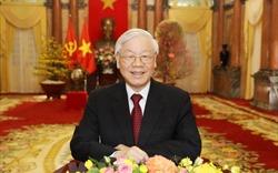 Lời chúc Tết Nguyên đán Kỷ Hợi của Tổng Bí thư, Chủ tịch nước Nguyễn Phú Trọng