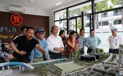 Lãnh đạo Hiệp hội Bất động sản Việt Nam đến thăm và làm việc với Công ty HD Mon