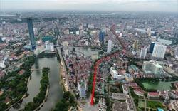 Con đường đắt nhất hành tinh 3,5 tỷ đồng mỗi mét sắp triển khai tại Hà Nội có gì đặc biệt