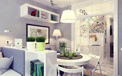"""7 mẹo thiết kế giúp """"tăng diện tích"""" căn hộ nhỏ"""
