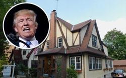 Bất ngờ với giá khởi điểm ngôi nhà thời nhỏ của ứng cử viên Tổng thống Mỹ Donald Trump