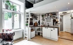 Những mẫu thiết kế căn hộ nhỏ vẫn đẹp, tiện nghi