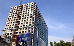Tìm giải pháp tối ưu cho Tòa nhà số 8B Lê Trực, Kỳ 1: Càng để lâu càng dở!