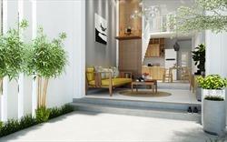 Gia Bình House: Ngôi nhà có thiết kế giao thoa giữa quá khứ - hiện tại