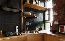 """5 lưu ý bày trí nhà bếp để vợ chồng không bao giờ """"khắc khẩu"""""""