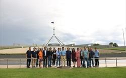Hiệp hội Bất động sản Việt Nam khảo sát công trình xanh tại Australia