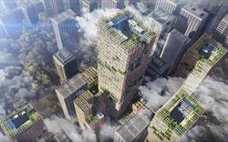 Tokyo sắp có tòa nhà chọc trời bằng gỗ cao nhất thế giới