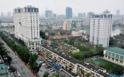 Những tòa nhà mới khang trang trên đất chung cư cũ ở Thủ đô