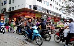 Bài 2: Cận cảnh sự bức bối của cư dân khu đô thị xuống cấp Linh Đàm