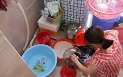 Hàng trăm hộ dân Rice City Linh Đàm sống trong cảnh thiếu nước nhiều ngày