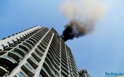 Chung cư cao cấp có vốn đầu tư hơn 50 triệu USD bốc cháy