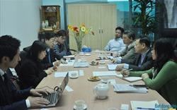 Phó Chủ tịch VNREA tiếp đại diện Viện nghiên cứu tổng hợp Nhật Bản