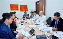 """Chủ tịch VNREA làm việc với BTC """"Giải thưởng Quốc gia Bất động sản Việt Nam"""""""