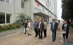 """Hội đồng Giám khảo """"Giải thưởng Quốc gia Bất động sản Việt Nam"""" đột xuất ghé thăm căn hộ tại các dự án đăng ký tranh giải"""