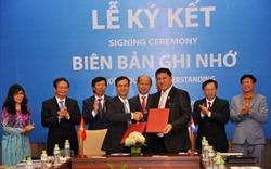 Hiệp hội BĐS Việt Nam ký biên bản ghi nhớ với Hiệp hội Định giá và Môi giới BĐS Campuchia