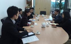 Hiệp hội Bất động sản Việt Nam làm việc với đoàn khách quốc tế Nhật Bản