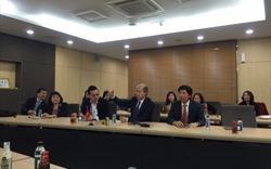 Chủ tịch Hiệp hội Bất động sản Việt Nam làm việc với Tập đoàn LG tại Hàn Quốc
