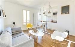 Mẫu thiết kế nội thất đẹp và tiện ích cho căn hộ 30m vuông