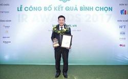 Khang Điền vinh dự được bình chọn DNNY có hoạt động IR tốt nhất 2017