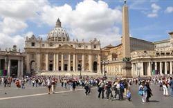 """Kỳ 3: """"Mình vừa vào Vatican với Chúa"""""""