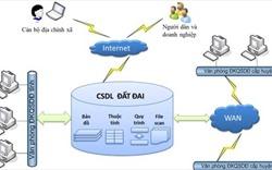 Hà Nội: Tập trung xây dựng cơ sở dữ liệu quản lý đất đai