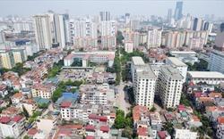 Các khu đô thị mới ở Hà Nội thiếu vắng không gian công viên, cây xanh