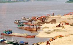 Hà Nội: Chấp thuận khai thác mỏ cát ở Đan Phượng