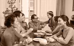 Nếp xưa trong bữa cơm gia đình