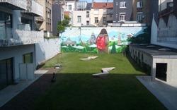Văn hoá chung cư ở Bỉ