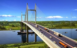 Đồng Nai: Xây dựng cầu Cát Lái nối vùng Đông Bắc TP.HCM
